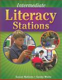 Intermediate Literacy Stations, Nations, Susan and Waite, Sandy, 1934338427