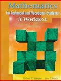 Math for Technical and Vocational, Spangler, Richard C. and Boyce, John G., 0132288427