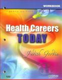 Workbook for Health Careers Today, Gerdin, Judith, 0323048420