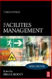 Facilities Management Handbook, Booty, Frank, 0750668423