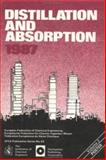 Distillation and Absorption, , 0891168427
