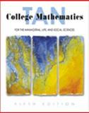 College Mathematics, Tan, S. T., 0534378420