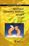 Nonlinear Instability Analysis, Lokenath Debnath, 1853128422