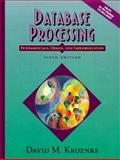 Database Processing : Fundamentals, Design and Implementation, Kroenke, David M., 0137378424