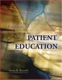 Essentials of Patient Education, Bastable, Susan B., 0763748420