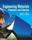 Engineering Materials : Properties and Selection, Budinski, Kenneth G. and Budinski, Michael K., 0137128428