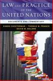 Law and Practice of the United Nations : Documents and Commentary, Chesterman, Simon and Franck, Thomas M., 0195308425