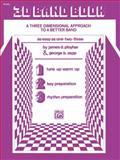3-D Band Book - Drum, Ployhar, James D., Zepp, George B., 0769228429