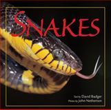 Snakes, David Badger, 0785828427
