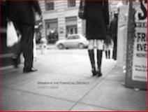 Women in the Financial District, A Photo Essay, Michele Rider, 098282842X