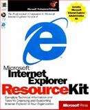 Microsoft Internet Explorer Resource Kit, Microsoft Official Academic Course Staff, 1572318422