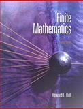 Finite Mathematics, Rolf, Howard L., 0495118427
