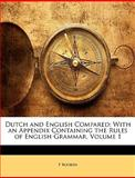 Dutch and English Compared, P. Roorda, 1146088426