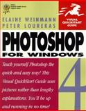 Photoshop 4 Windows, Weinmann, Elaine and Lourekas, Peter, 0201688425