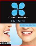 Living Language French, Living Language Staff, 0307478424
