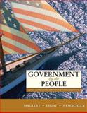 Government by the People 2011 : National, State, and Local, Magleby, David B. and Light, Paul Charles, 0205828434