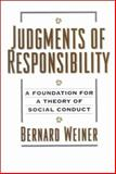 Judgments of Responsibility 9780898628432