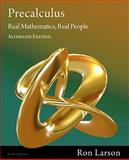 Precalculus : Real Mathematics, Real People, Larson, Ron and Hostetler, Robert P., 1111428433