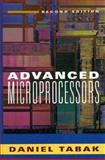 Advanced Microprocessors, Tabak, Daniel, 0070628432