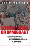 Illegal, Alien, or Immigrant, Lina Newton, 0814758436