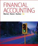 Financial Accounting, Warren, Carl S. and Reeve, Jim, 1305088433