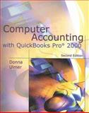 Computer Accounting with QuickBoooks Pro 2000, Ulmer, Donna K., 0072428430