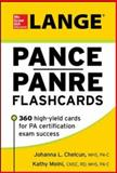 PANCE/PANRE Flashcards, Chelcun, Johanna L. and Moini, Katayoun, 0071798447