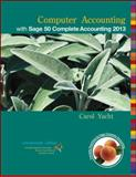 Computer Accounting with Sage 50 Complete Accounting 2013, Yacht, 0077738446