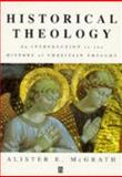 Historical Theology 9780631208440