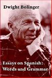 Essays on Spanish 9780936388441