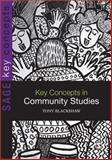 Key Concepts in Community Studies, Blackshaw, Tony, 1412928443
