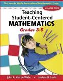 Teaching Student-Centered Mathematics, Van de Walle, John A. and Lovin, Lou Ann H., 0205408443