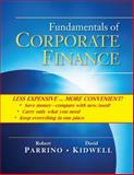 Fundamentals of Corporate Finance Binder Ready Version, Parrino, 0470418443