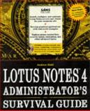 Lotus Notes : Administration Survival Guide, Lesnick, Leslie and Dahl, Andrew, 0672308444