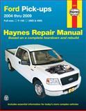 Ford Pickups, John Haynes, 1563928442