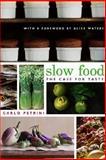 Slow Food 9780231128445