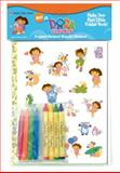 Dora the Explorer Make Your Own Little Golden Book, Golden Books Staff, 0375838449