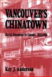Vancouver's Chinatown 9780773508446