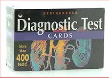 Diagnostic Test Cards, Springhouse Publishing Company Staff, 0874348447