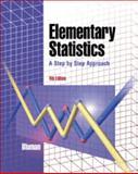 Elementary Statistics, Bluman, Allan G., 0072408448