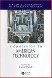 Companion to American Technology, , 0631228446