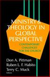 Ministry and Theology in Global Perspective : Contemporary Challenges for the Church, , 0802808441