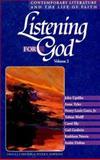 Listening for God, Paula J. Carlson, 0806628448