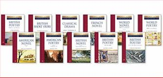 Companion to Literature Set, 11-Titles : 16-Volumes, Various, 0816078440
