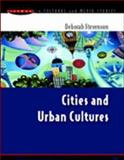 Cities and Urban Cultures, Stevenson, Deborah, 0335208444