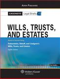 Wills Trusts and Estates : Dukeminier Johanson Lindgren Sitkoff, Casenotes Publishing Co., Inc. Staff, 0735578443