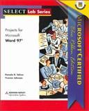 SELECT : Microsoft Word 97, Blue Ribbon Edition, Toliver, Johnson, 0201448459