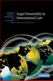 Legal Personality in International Law, Portmann, Roland, 0521768454