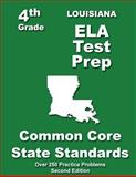 Louisiana 4th Grade ELA Test Prep, Teachers Treasures, 1484118456