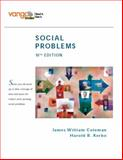 Social Problems, Coleman, James William and Kerbo, Harold R., 0132448459
